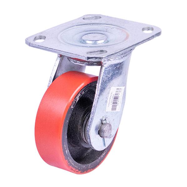 GL Caster 4 Swivel Caster NPU (red) MP04BD GL 200kg.