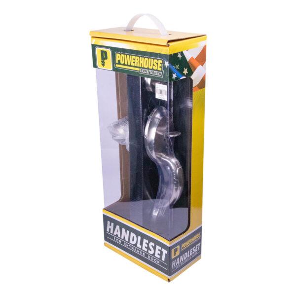 Powerhouse Pro Series Entrance Handset PH8051SNET Satin