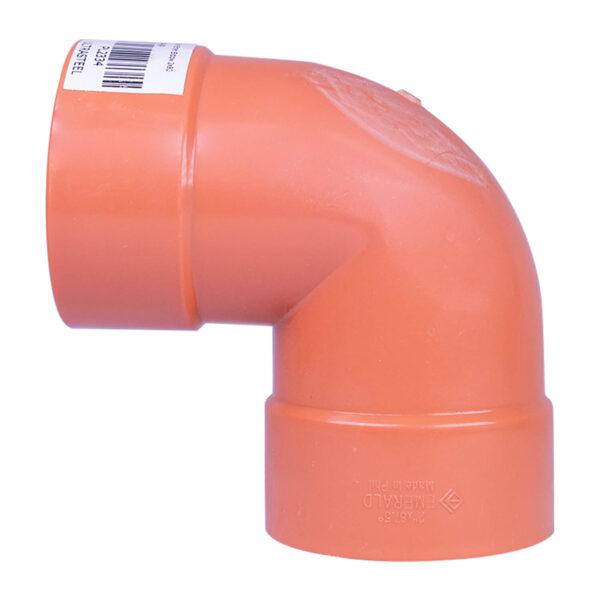 "Sanitary Emerald Elbow 2""x90 DH"