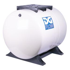 Pedrollo DGFRESH SH-60 Diaphragm Tank w/Fittings 15gal
