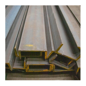 """Channel Bar ASTM 6"""" 73.00kg 6mm Yellow"""