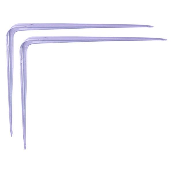 Shelf Bracket 10x12 (Pair Blister)