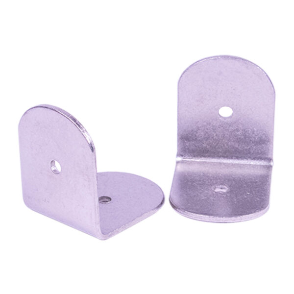 Wall Stainless Bracket Small (2/1) Blister