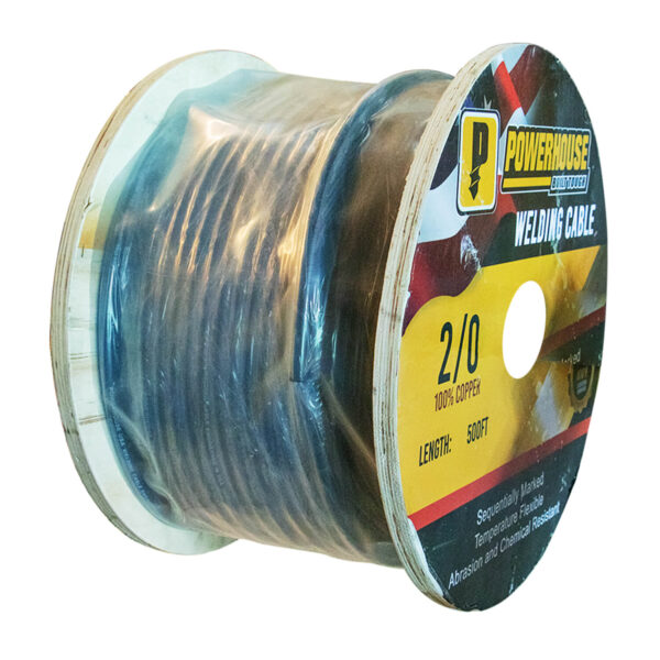 Powerhouse Welding Cable 50mm x500ft