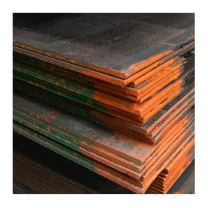 MS Plate 3/16 4.00mm 4'x8' Orange