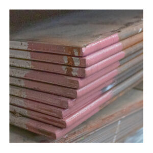MS Plate 3/8 9.00mm 4'x8' Pink