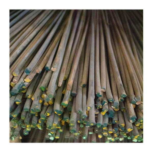 "Plain Bar 10.0mm 3/8"" STD Green (3.0kg)"