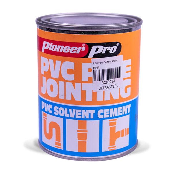 Pioneer PVC Solvent Cement 400ml