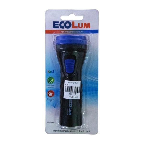FFLY ECOLUM Flashlight BLUE EEL546B