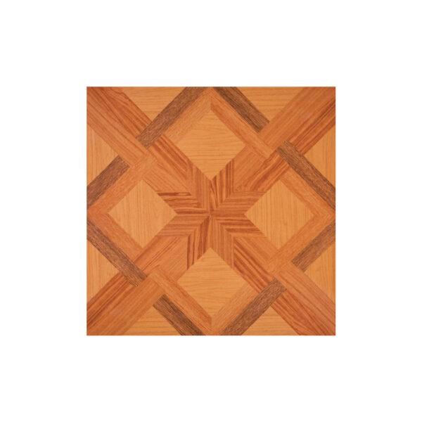 Floor Tile OVR 40X40 CHOKDEE LIMA WOOD BROWN