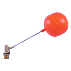 """Meco Brass Float Valve with PVC Ball 3/4"""""""