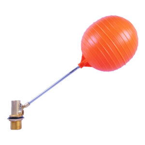 """Meco Brass Float Valve with PVC Ball 1"""""""