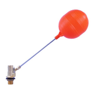"""Meco Brass Float Valve with PVC Ball 1/2"""""""