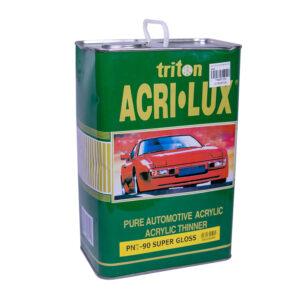 ACRI-LUX Acrylic Thinner 4 Liters