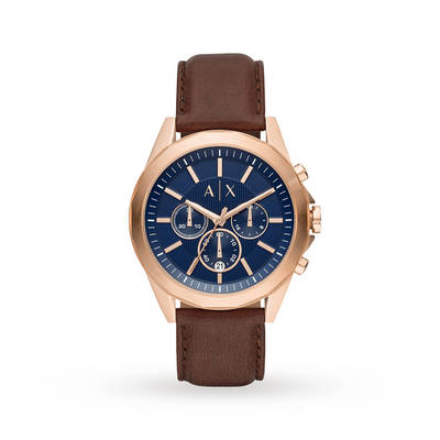 Armani Exchange watch repairs Repairs by post