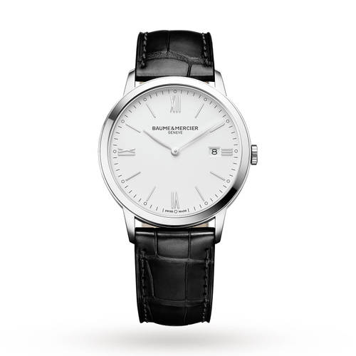 Baume & Mercier watch repairs Repairs by post