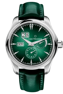 Carl F. Bucherer watch repairs Repairs by post