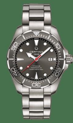 Certina watch warranty period - Repairsbypost.com