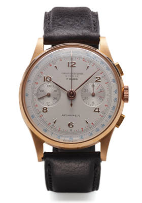 Chronographe Suisse watch repairs Repairs by post