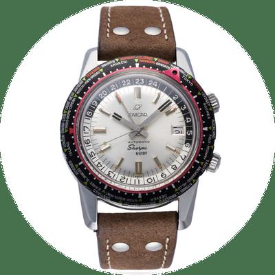 Enicar watch repairs Repairs by post