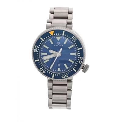Halios watch repairs Repairs by post