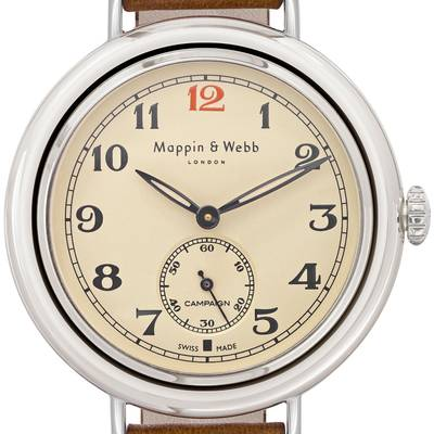 Mappin & Web watch repairs Repairs by post