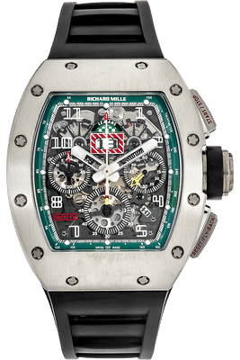 Richard Mille watch repairs Repairs by post