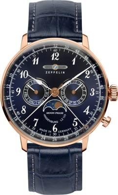 Zeppelin watch repairs Repairs by post