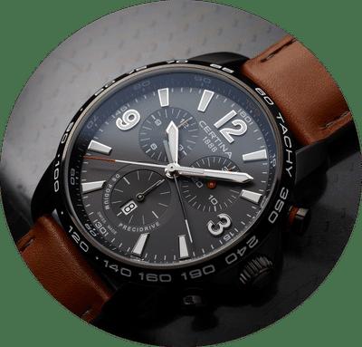 Certina watch repairs Repairs by post