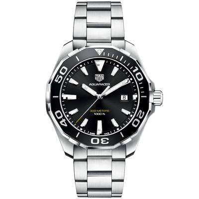 Tag Heuer watch repairs Repairs by post