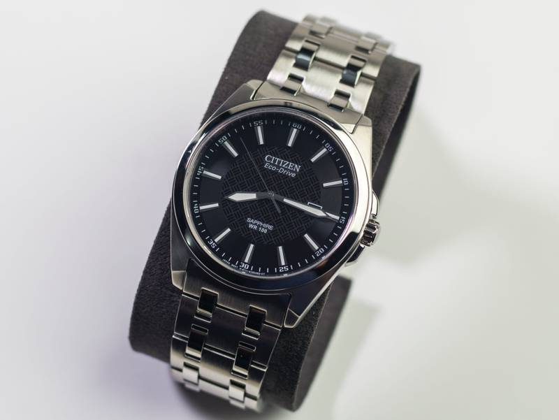 Citizen watch repaired by Repairs by post