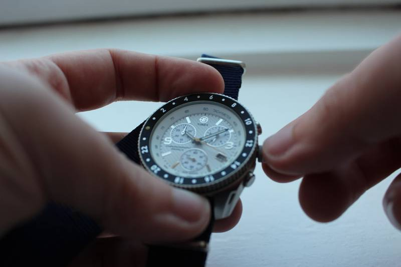 Nice watch, how to adjust the time and date functions correctly.