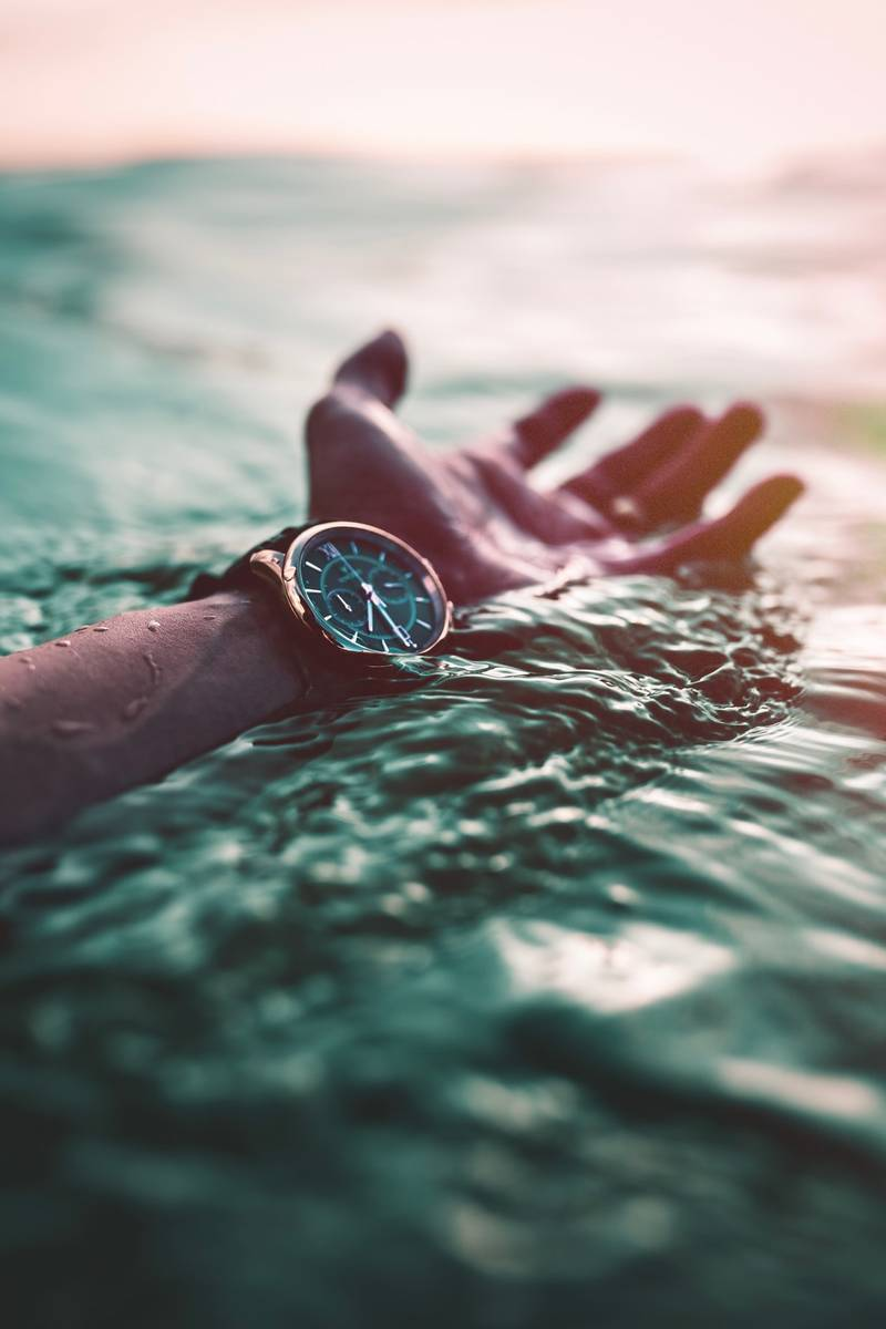 Understanding your watch water rating