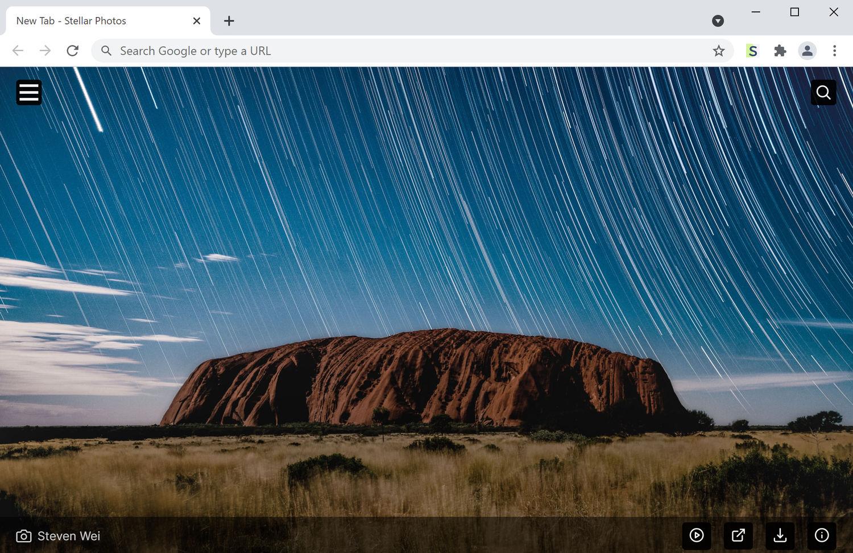 Stellar Photos extension