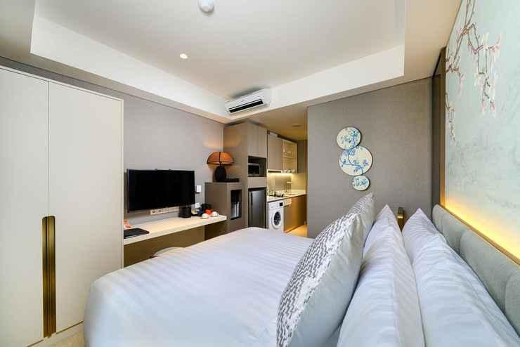 BEDROOM Oakwood Apartments PIK Jakarta