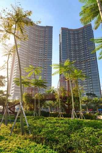 EXTERIOR_BUILDING Oakwood Apartments PIK Jakarta