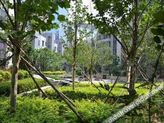 Hotel Exterior Lanzhimeng Service Apartment (Huayuan Jiuduhui)