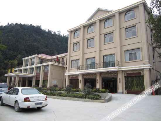 Hotel Exterior Shengdi Hotel