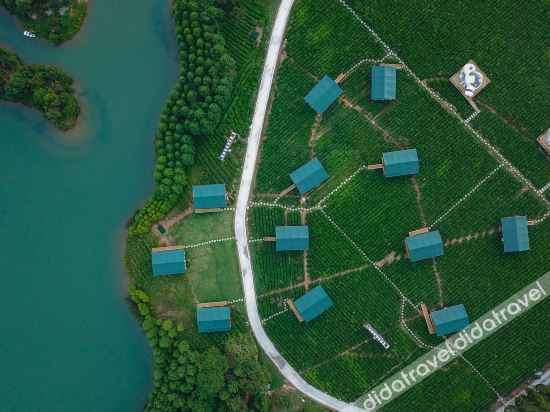 Hotel Exterior Maoshan Baoshengyuan RV Tent Camping Base