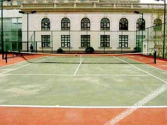 健身娱乐设施 Howard Johnson Palm Beach Resort Shanghai