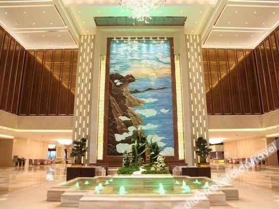 公共区域 Jinling Haizhou Bayview Conference Center