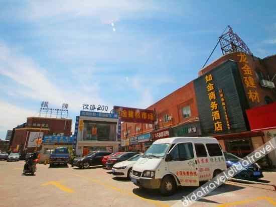 外观 Rujin Businee Hotel