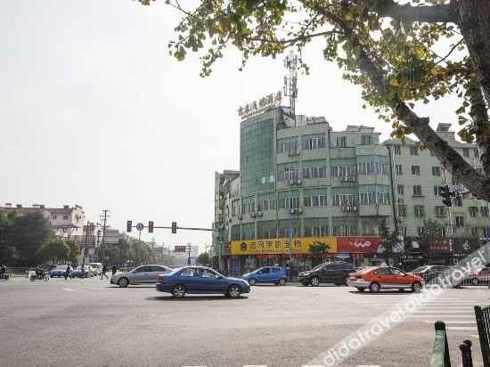 外观 Jitai Chain Hotel Shanghai Fengxian Nanqiao