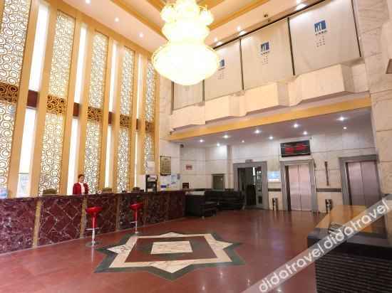 公共区域 Oudijia Hotel