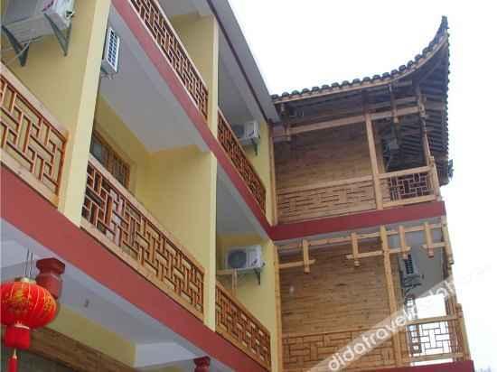 外观 Zhangjiajie Latitude 30 degree North Farm stay