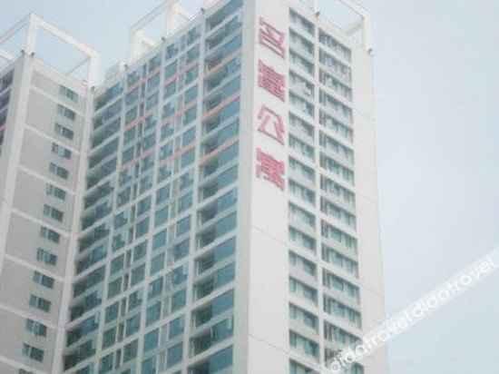 外观 Tiantian Holiday Apartment