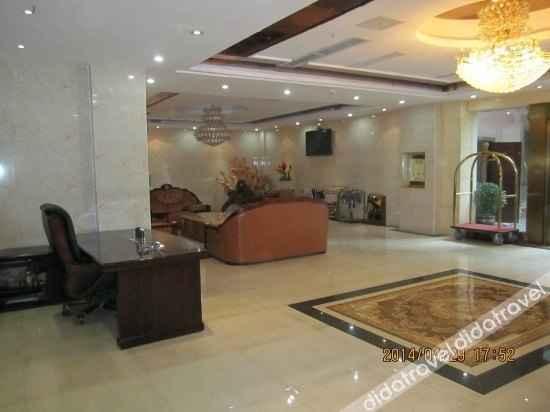 公共区域 Yuetu Zhenyuan Hotel