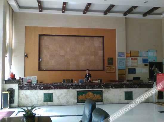 公共区域 Jindi Kangnian Hotel