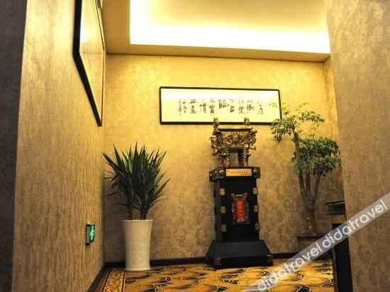 公共区域 Jingzhou Yunlongshangfang Hotel