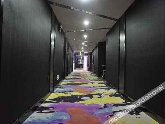 公共区域 Xilaidu Dielian Couple Hotel